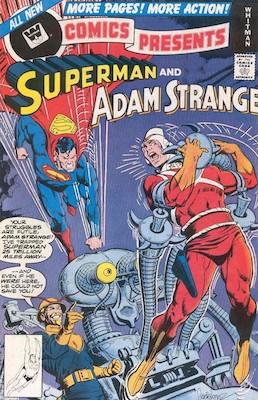 DC Comics Presents #3. Click for current values.
