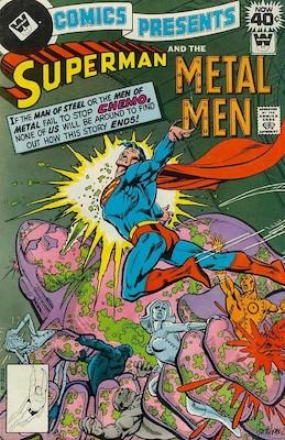 DC Comics Presents 4 whitman