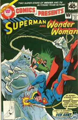 DC Comics Presents #9. Click for current values.