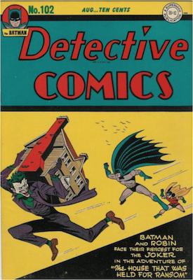 Detective Comics #102. Click for current values.