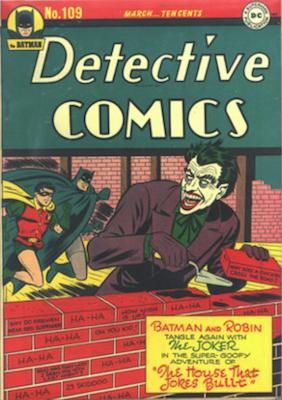 Detective Comics #109. Click for current values.