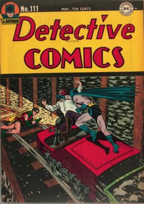 Detective Comics #111. Click for current values.