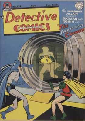Detective Comics #138. Click for current values.