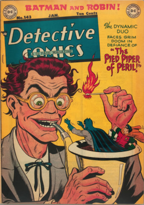 Detective Comics #143. Click for current values.