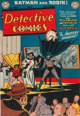 Detective Comics #144. Click for current values.