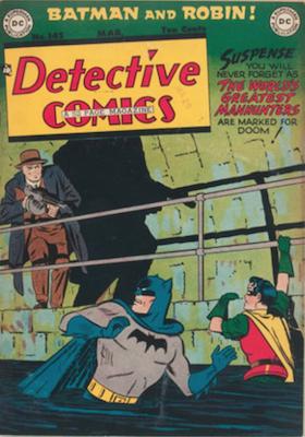 Detective Comics #145. Click for current values.