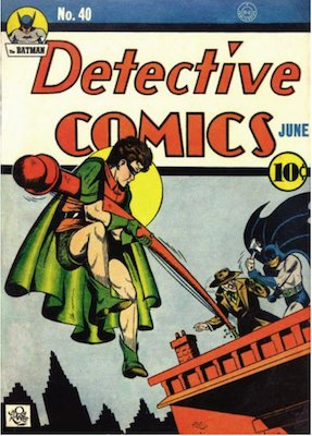 Detective Comics #40: First appearance of Clay-Face