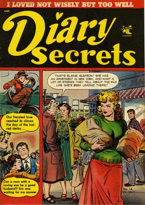 Diary Secrets #14: Matt Baker. Click for values