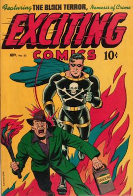 Exciting Comics #52. Click for current values.