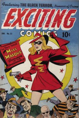 Exciting Comics #53. Click for current values.