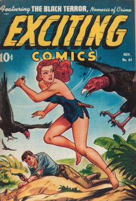 Exciting Comics #64. Click for current values.