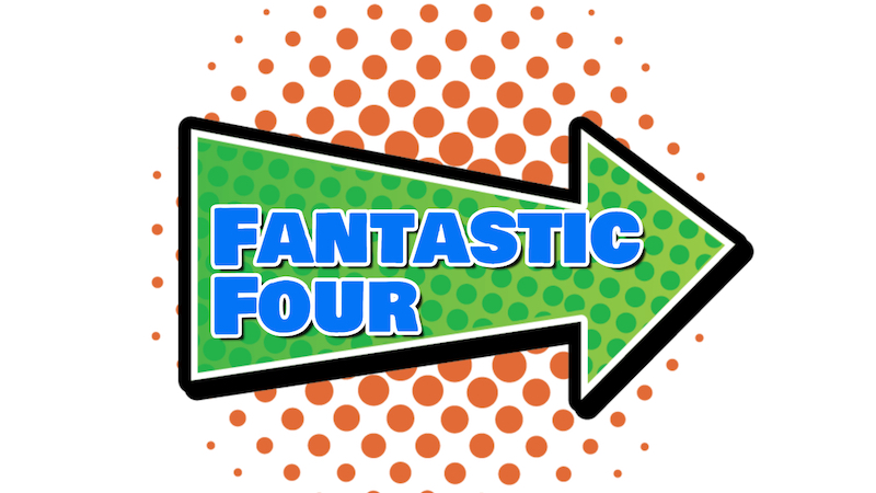 Click to see Fantastic Four Comic Price Guide