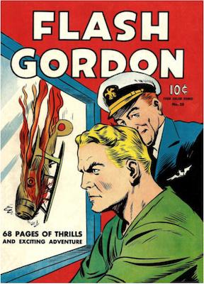 Flash Gordon: Four Color #10 (1942). Click for values