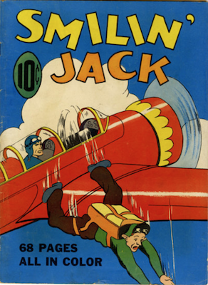 Four Color #5:Smilin' Jack. Click for values.