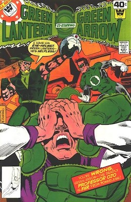 Green Lantern #117. Click for current values.