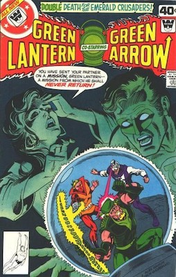 Green Lantern #118. Click for current values.