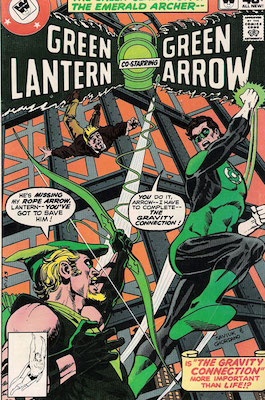 Green Lantern #119. Click for current values.