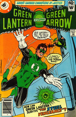 Green Lantern #121. Click for current values.