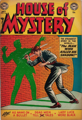 House of Mystery #16. Click for current values.