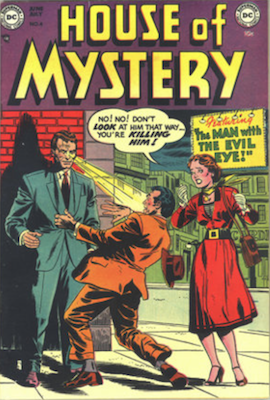 House of Mystery #4. Click for current values.