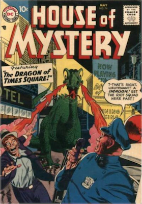 House of Mystery #74. Click for current values.