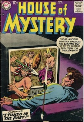 House of Mystery #75. Click for current values.