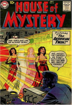 House of Mystery #76. Click for current values.