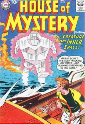 House of Mystery #79. Click for current values.