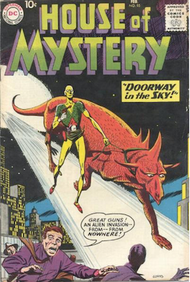 House of Mystery #95. Click for current values.