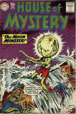 House of Mystery #97. Click for current values.