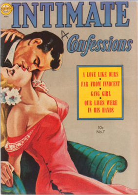 Intimate Confessions #7. Click for values