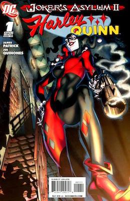 Joker's Asylum: Harley Quinn #1 (2010) Rare one-shot told from Joker's point of view. Click for values