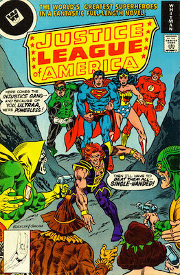 Justice League of America #158. Click for current values.