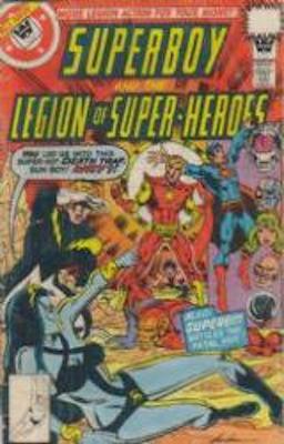 Legion of Superheroes #246. Click for current values.