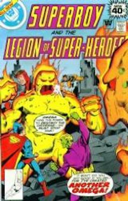 Legion of Superheroes #251. Click for current values.