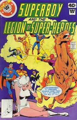 Legion of Superheroes #252. Click for current values.