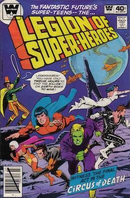 Legion of Superheroes #261. Click for current values.