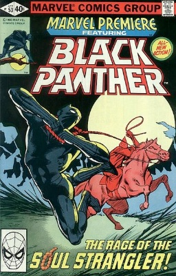 Marvel Premiere #53 (April, 1980): Black Panther. Click for values