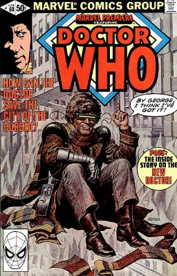 Marvel Premiere #60: (June, 1981): Doctor Who. Click for value
