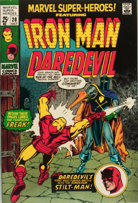 Marvel Super-Heroes #28. Click for values
