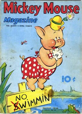 Mickey Mouse Magazine v3 #11. Click for values.
