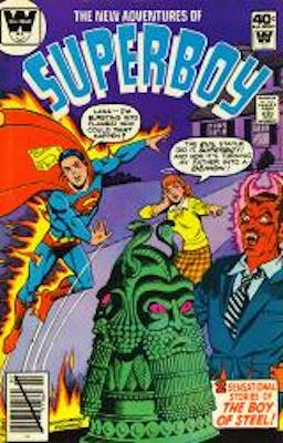 New Adventures of Superboy #2. Click for current values.
