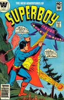 New Adventures of Superboy #5. Click for current values.