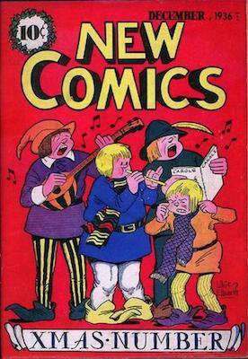 New Comics #11. Click for values.