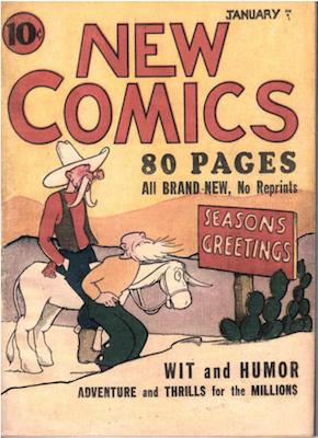 New Comics #2. Click for values.