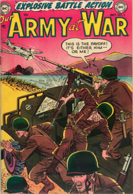Our Army at War #3. Click for current values.