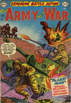 Our Army at War #4. Click for current values.