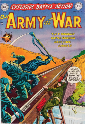 Our Army at War #5. Click for current values.