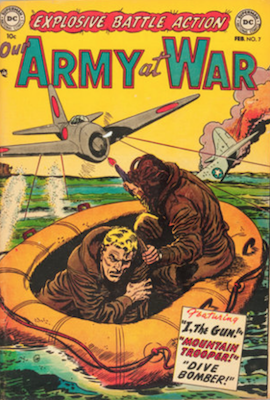 Our Army at War #7. Click for current values.