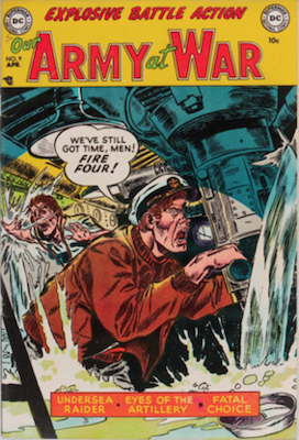 Our Army at War #9. Click for current values.
